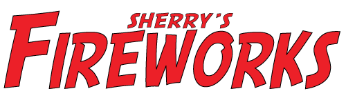 Sherry's Fireworks Logo